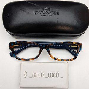 🕶️Coach HC6078  Women's  Eyeglasses/TT626🕶️